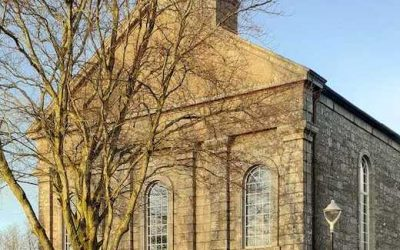 Talbotstown Church – something of a West Wicklow gem