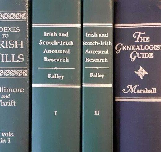 Margaret Falley Books
