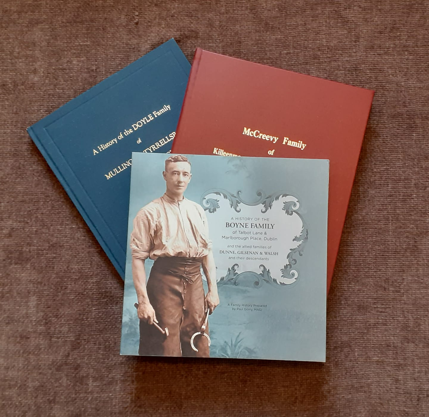 Commissioned family history publications 3 reports