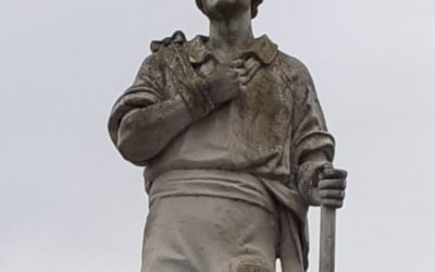 McAllister – a monument with history