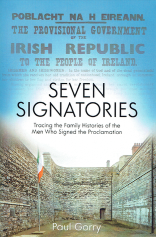 Cover of Paul Gorrys book on the Irish Republic