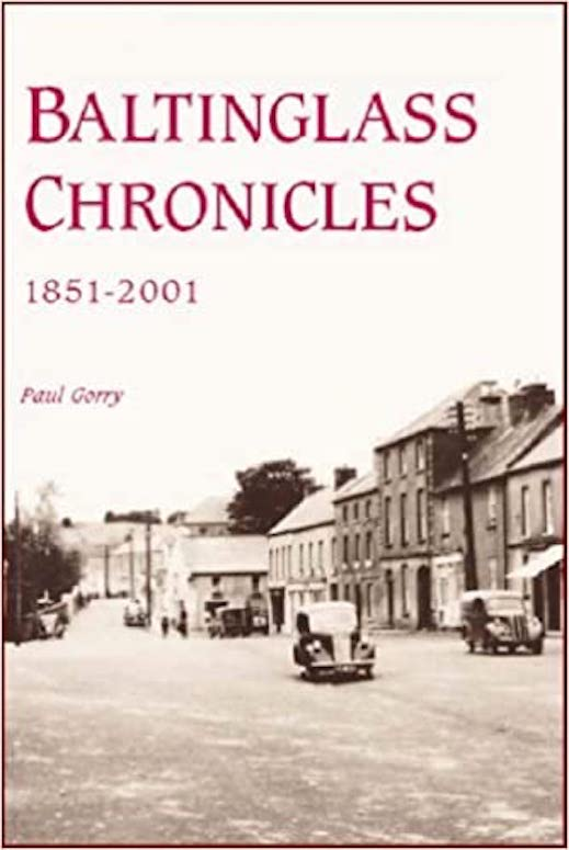 Book Cover Baltinglass Chronicles