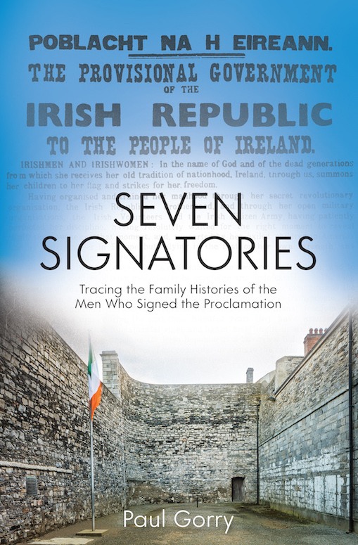 Seven signatories book cover