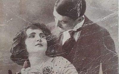 Rex Ingram, the Irishman who put the Valentino into Romance
