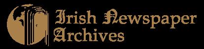 Irish Newspaper Archives-logo
