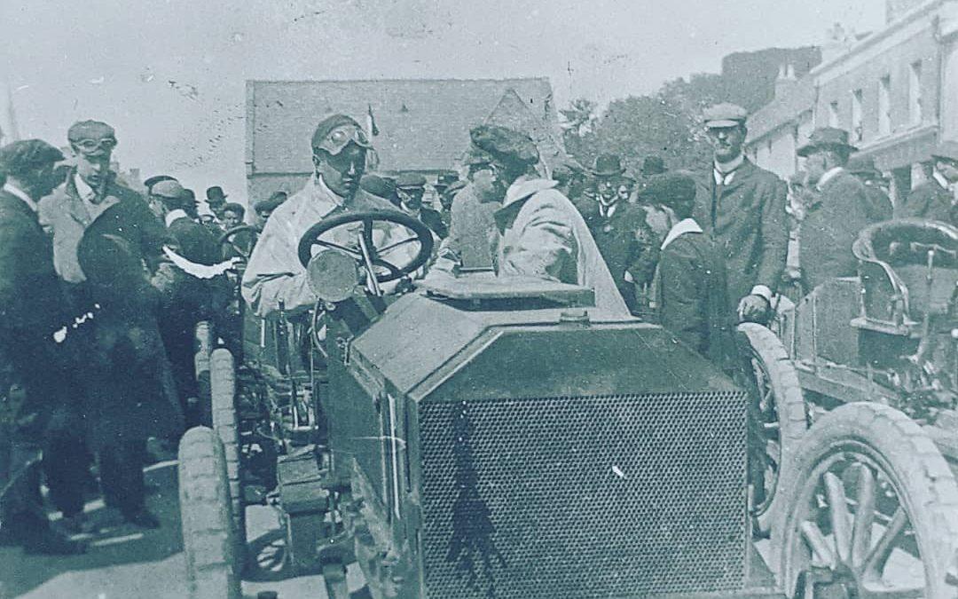 Gordon Bennet Car race