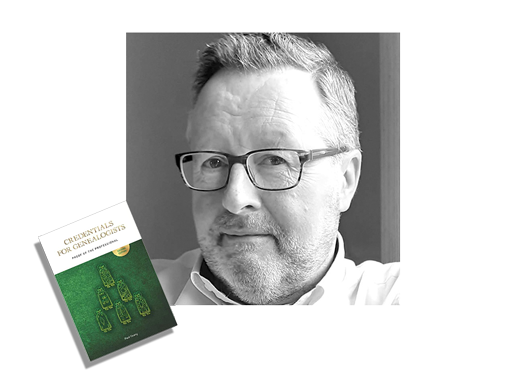 Paul-Gorry Main profile photo with book